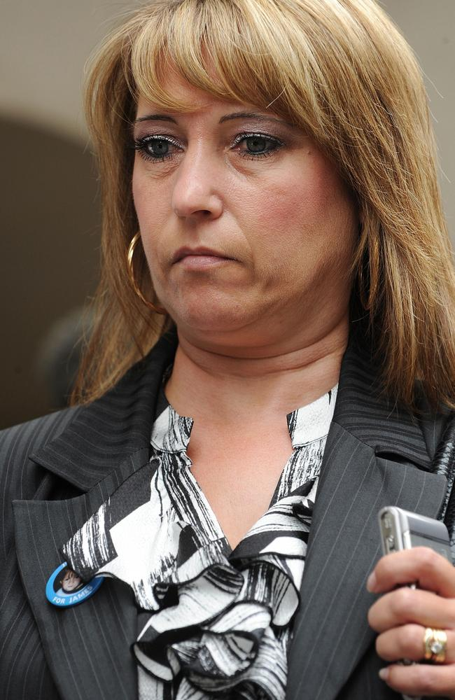 James's mother Denise Fergus was 'paralysed' with hatred when she saw Thompson after his release. Picture: AFP