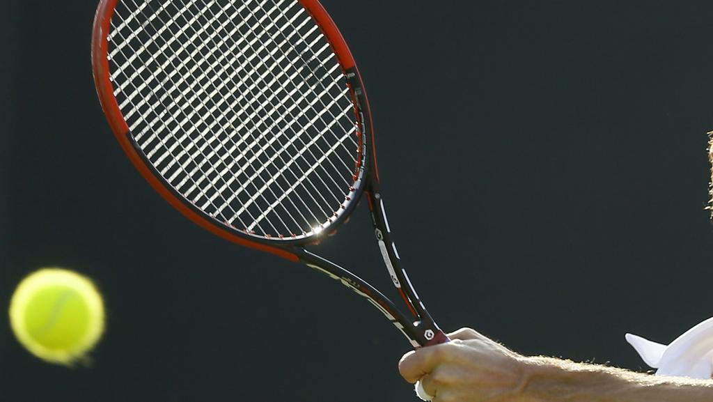 Tennis World Has Come To Sydney Olympic Park Photo AP Kirsty Wigglesworth