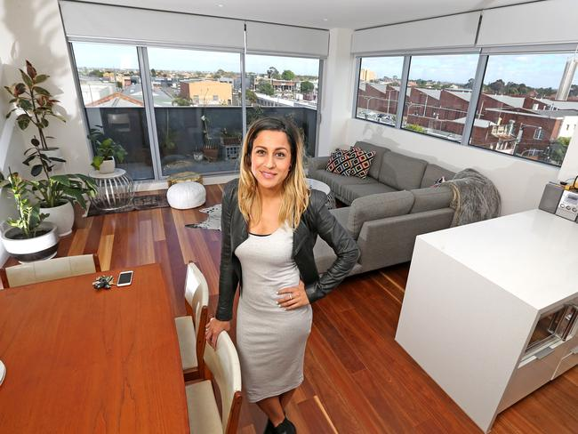 Ms Sayed said more needs to be done to help young first homebuyers. Picture: Tim Carrafa