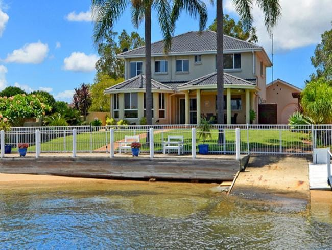 Waterfront Homes For Sale St Huberts Island Nsw