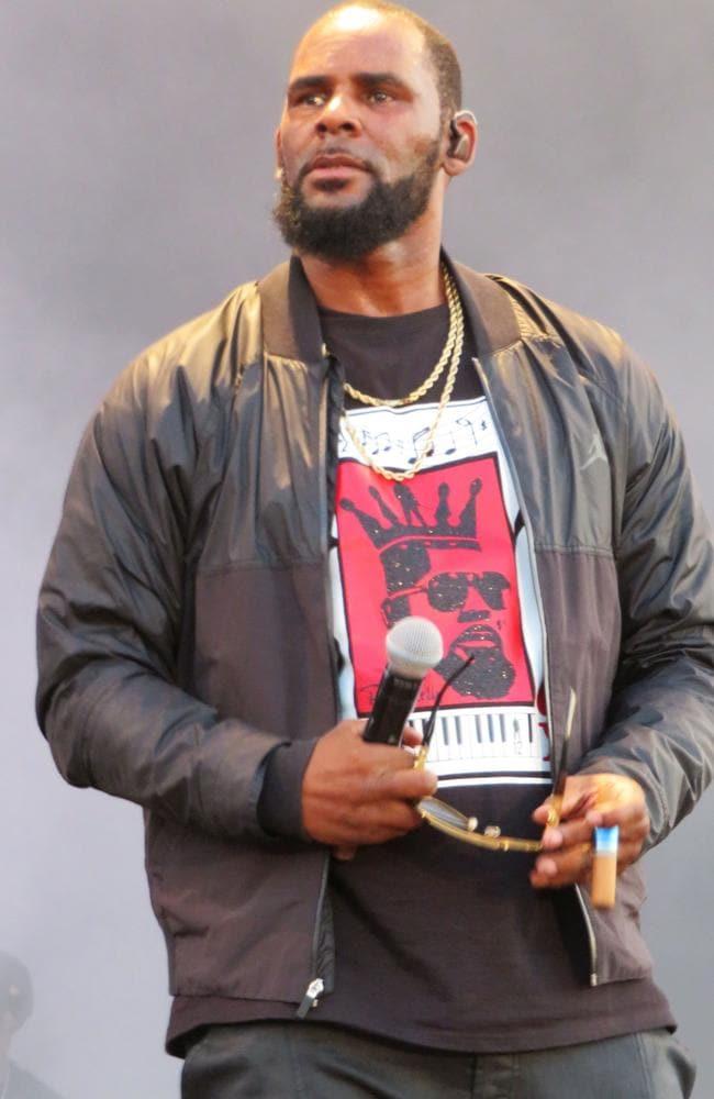 R. Kelly has sold 60 million albums worldwide. Picture: Rick Davis/Splash News