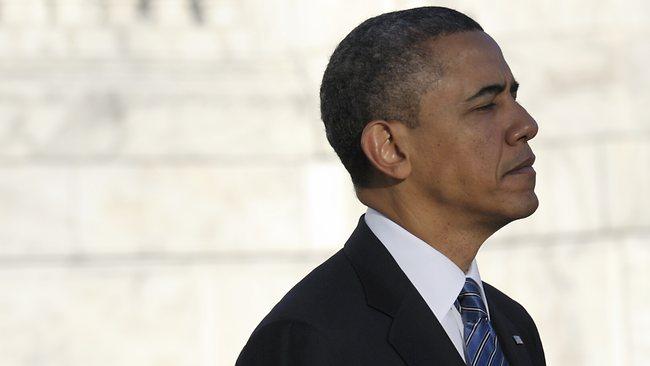 Inaugural Obama Arlington