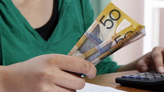 Sounds bizarre, but a lot of people have no idea how much they earn each month. Picture: Thinkstock.