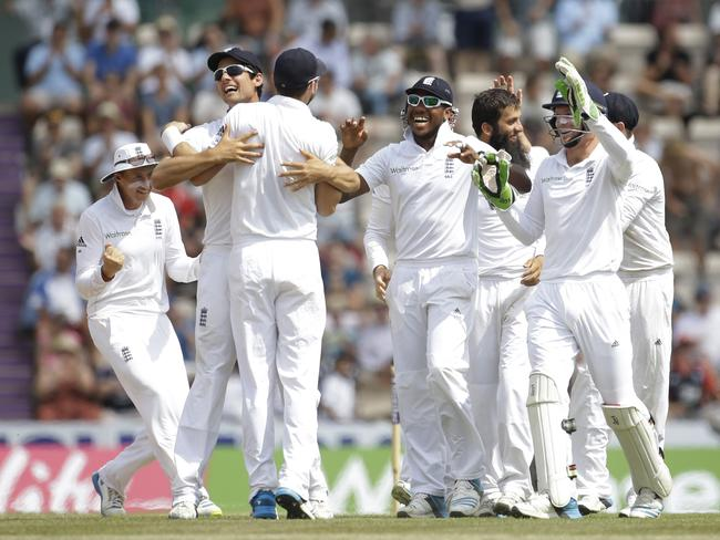England's victory in the third Test was greeted with cautious optimism.