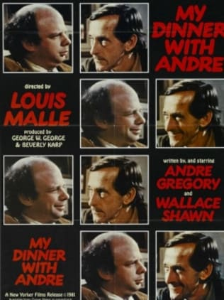 My Dinner with Andre (1981).