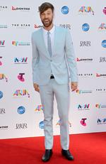 Danny Clayton at the 2015 Aria Awards held at The Star in Pyrmont. Picture: Christian Gilles