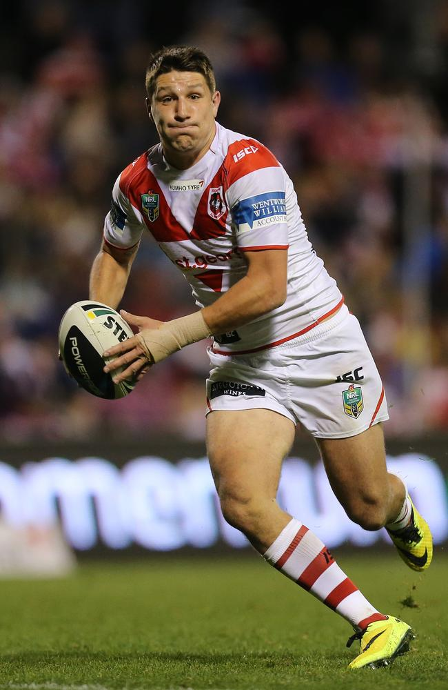 Gareth Widdop hit form early. Picture: Mark Evans