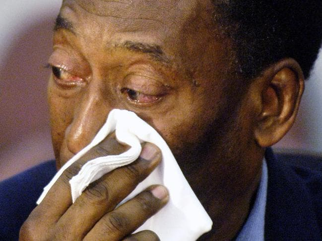 Pele's son given lengthy jail time