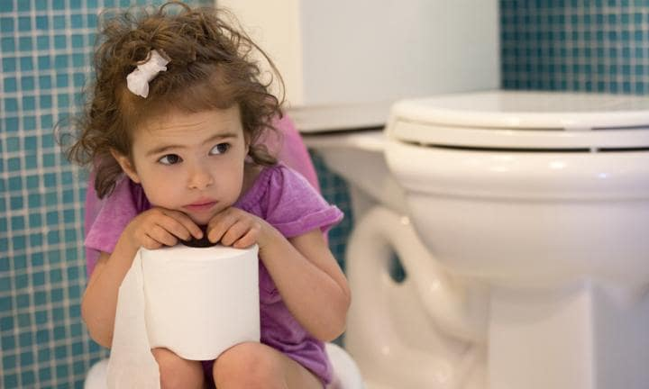 Potty training in three days? Oh, I don't think so!