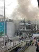 Brussels Zaventem Airport has been evacuated following an explosion