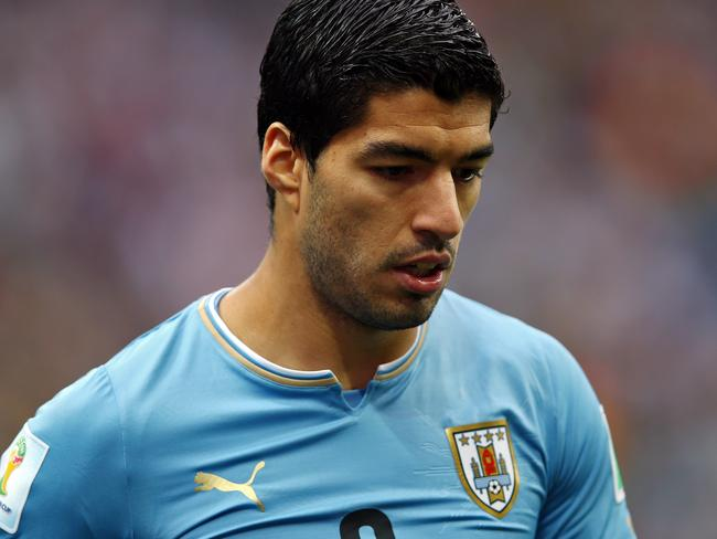 Luis Suarez made a near-immediate impact at the World Cup, in his first game against England.