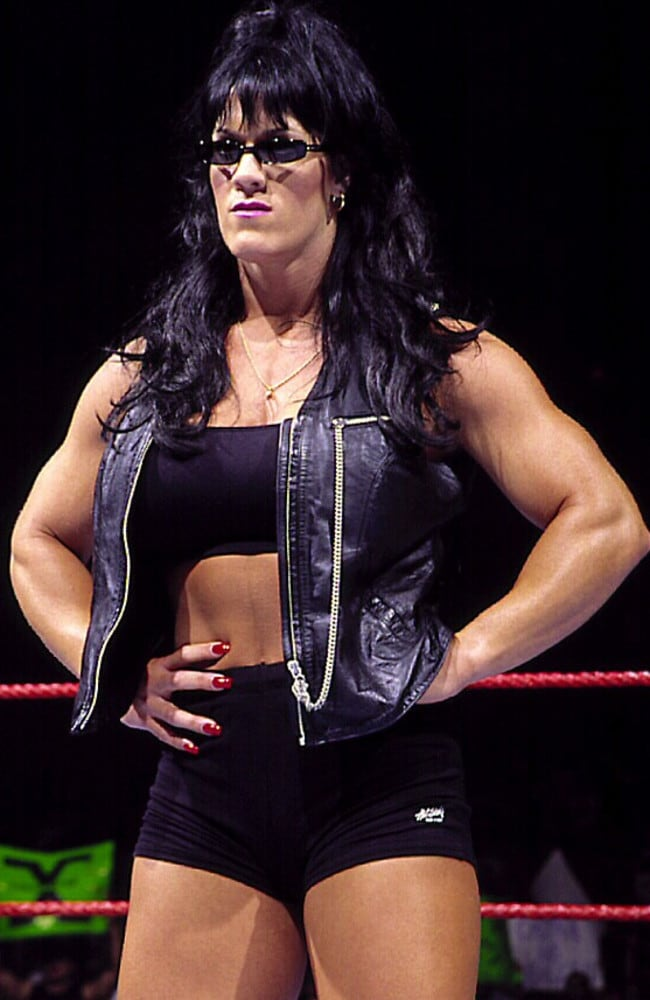 Chyna the wrestler porn