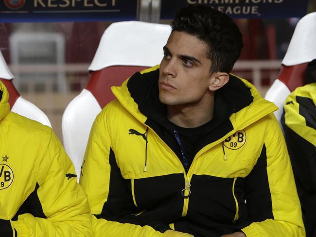 Dortmund's Marc Bartra.
