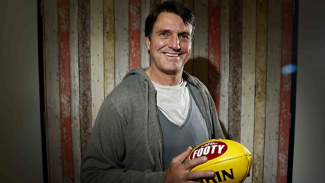 Former Swans coach Paul Roos. Picture: Michael Klein