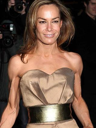 Tara Palmer Tomkinson was very well known in the UK. Picture: Supplied