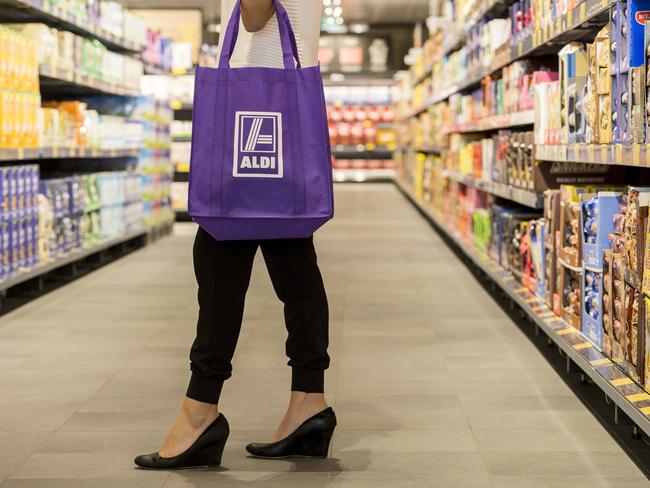ALDI is offering people a full refund if they return the product to the store.