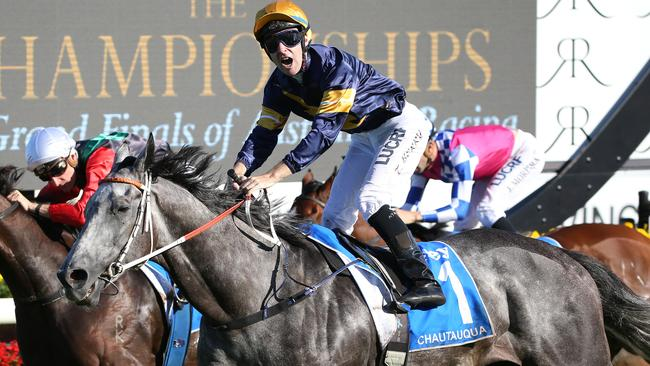 Chautauqua is favourite for the $10m The Everest at Randwick in October.