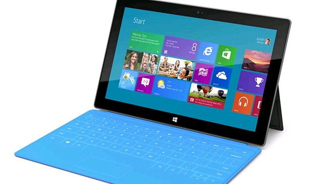 Microsoft has anoounced its own brand of tablet computers called the Surface.