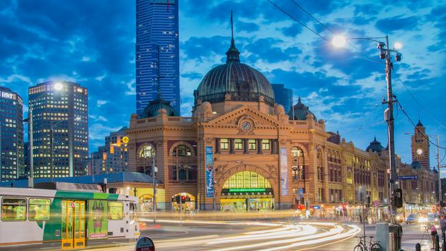 Melbourne is the world's most liveable city ... again. Picture: istock