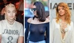 Paris Jackson, Kendall Jenner and Rihanna are all fans of this particular trend. Photo: Getty/INF/Getty
