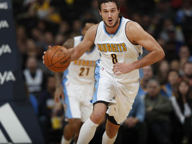 Denver Nuggets forward Danilo Gallinari.