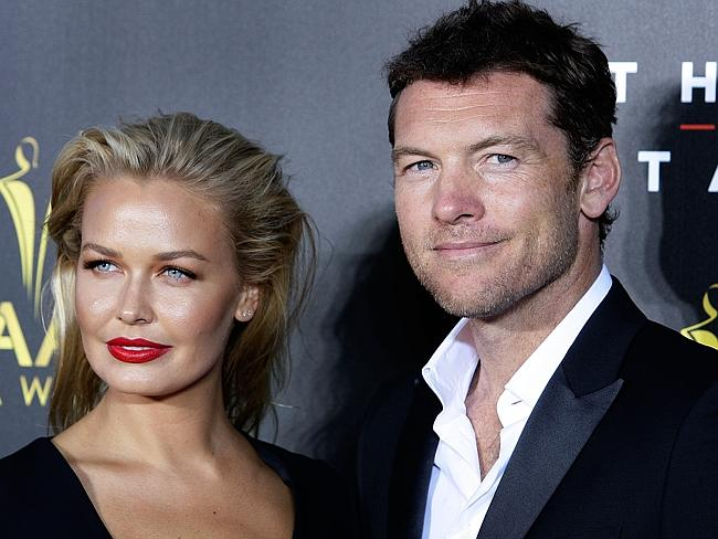Sam Worthington was arrested in NYC for allegedly assaulting a paparazzo on the street.