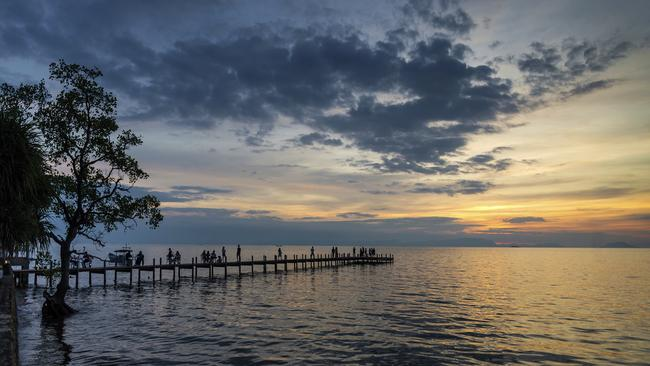 Kep in Cambodia is the next place to be in South East Asia.
