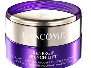 Lancome Renergie French Lift, $165, ph: 1300 651 991, lancome.com.au