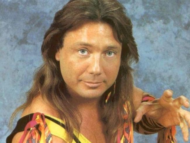 Jannetty's wrestling career took a back seat after the horrible hack.