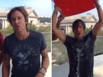 "Singer Keith Urban, ""#IceBucketChallenge with the help of #GeorgeBrett! Keith has challenged @theTimMcgraw, @johnmayer and #EricChurch!!! #StrikeOutALS""... VIEW VIDEO Picture: Instagram"