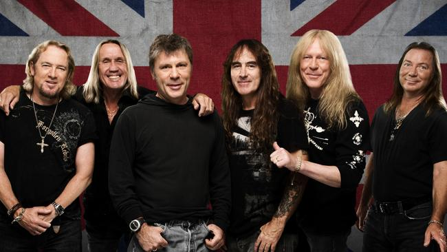 Lengthy: the new Iron Maiden album The Book of Souls goes for 92 minutes.
