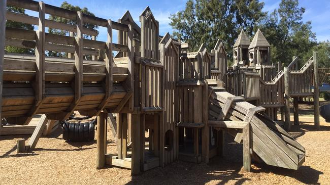 Our Pick Of Melbournes Best Playgrounds