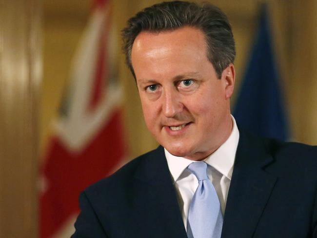 Britain's Prime Minister David Cameron got owned.