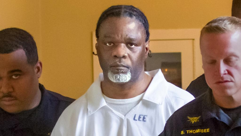 Ledell Lee was executed on Friday in Arkansas. Picture: Benjamin Krain/The Arkansas Democrat-Gazette via AP