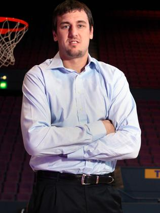Bogut nearly joined the Kinds in 2011. Photo: Tom Hancock