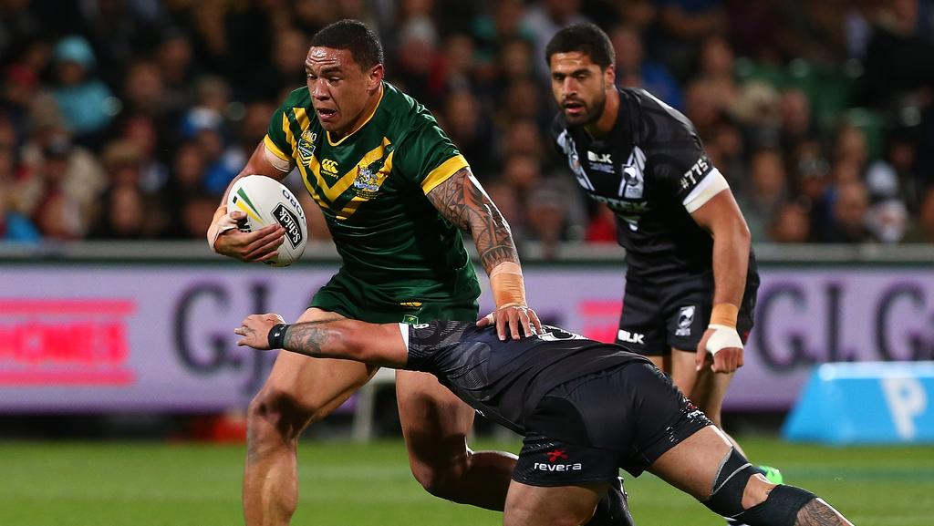 Josh Dugan, Tyson Frizell recalled for Kangaroos' Four Nations clash with England