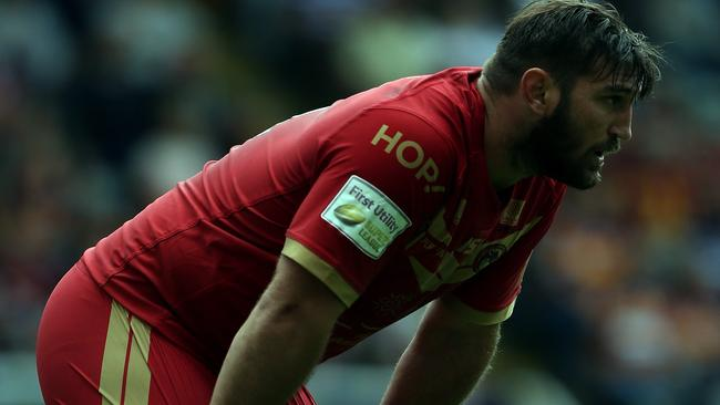 Dave Taylor is coming home from English Super League.