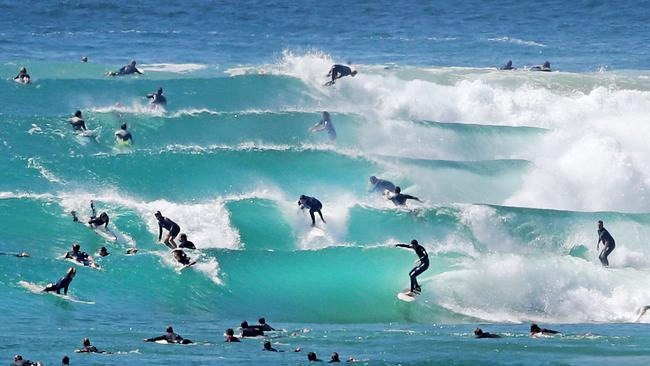 Best Of The Coast Top  Surf Breaks As Voted By You Gold Coast Bulletin