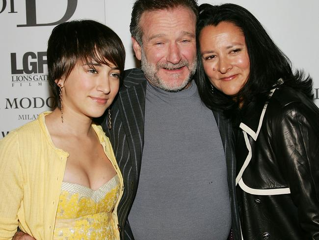 comedian billy connolly �robin williams tried to say
