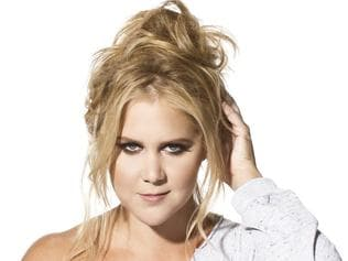 comedian Amy Schumer