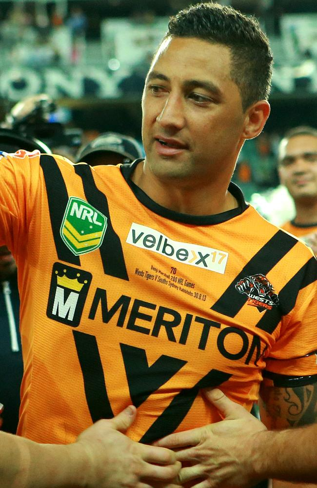 Robbie Farah has faced accusations of ushering Benji Marshall out the door.
