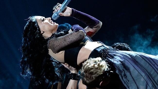 Singer Katy Perry will be back here again. Picture: Kevork Djansezian/Getty