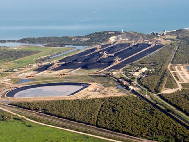 The site of Adani's Carmichael coal mine project.