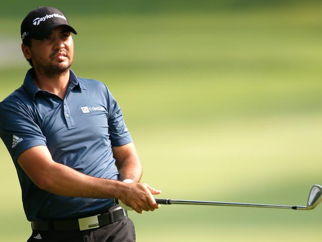 Jason Day of Australia.