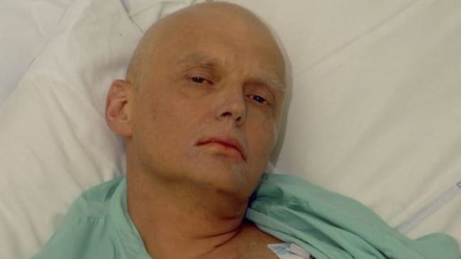 'I want the world to see what they did to me,' Mr Litvinenko reportedly said before his death.