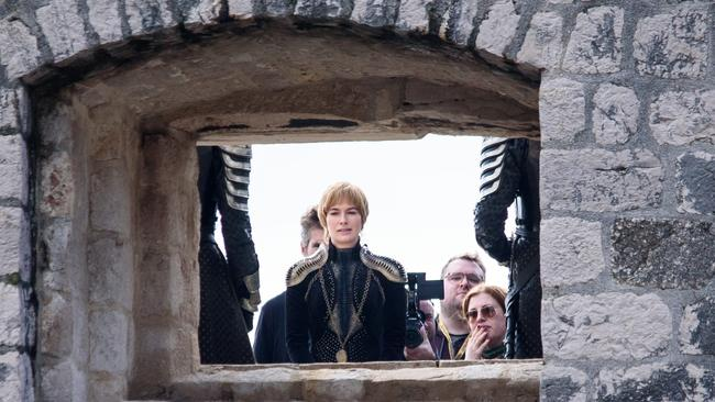 Probably best not to trust Cersei. Picture: Cropix/Splash News