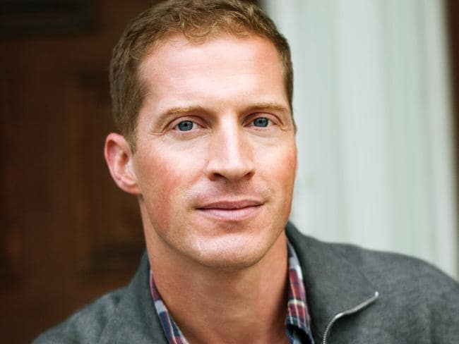 Andrew Sean Greer won the Pulitzer for fiction for his novel Less. Picture: Lee Boudreaux Books/Little Brown and Co./AP