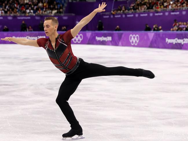 All eyes have been on Adam Rippon in PyeongChang.