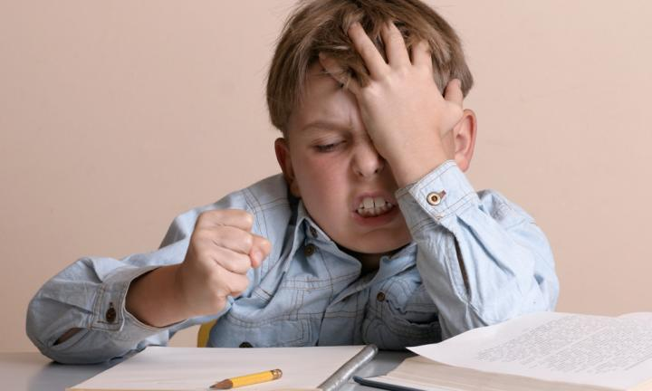 Why kids aged under 14 don't need homework