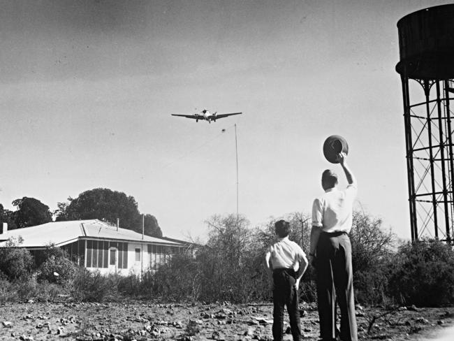 Archival picture from The Royal Flying Doctor Service. Picture: RFDS.